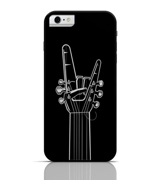 iPhone 6 Covers & Cases | Guitar Fret Hand iPhone 6 Case Online India