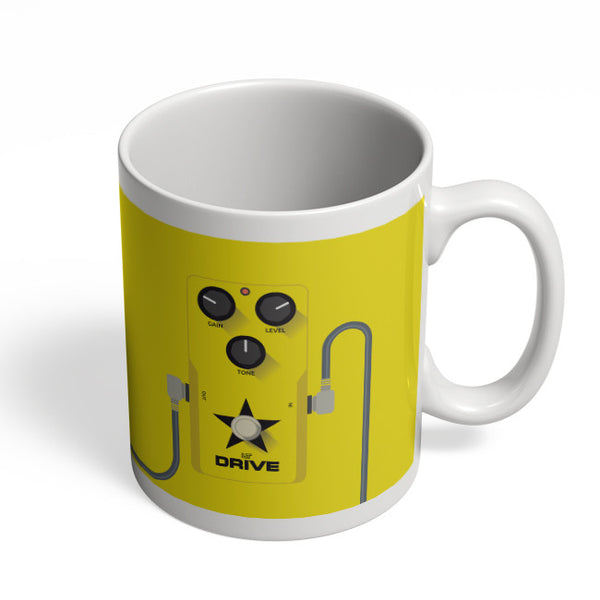 Coffee Mugs Online | Lt Drive Guitar Effects Pedal Mug Online India