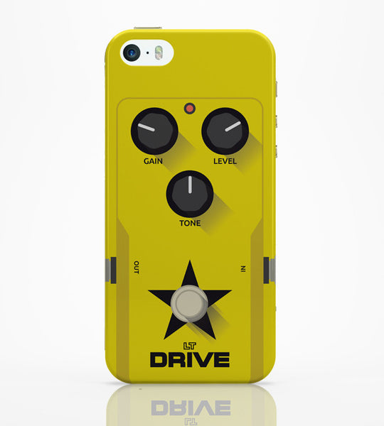 iPhone 5 / 5S Cases & Covers | Lt Drive Guitar Effects Pedal iPhone 5 / 5S Case Online India