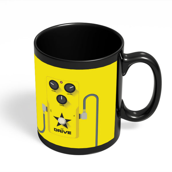 Coffee Mugs Online | Lt Drive Guitar Effects Pedal Black Coffee Mug Online India