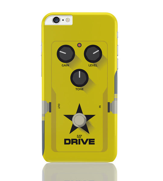 iPhone 6 Plus/iPhone 6S Plus Covers | Lt Drive Guitar Effects Pedal iPhone 6 Plus / 6S Plus Covers Online India