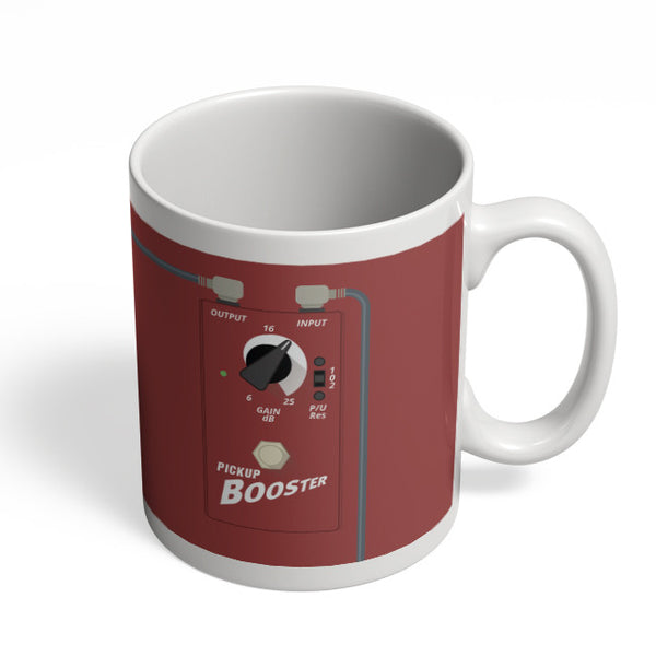 Coffee Mugs Online | Pick Up Booster Guitar Effects Pedal Mug Online India