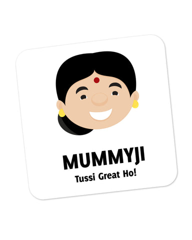 Mummyji | Mother Punjabi Coaster Online India