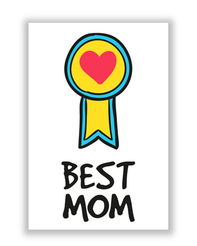 Buy Posters Online | Best Mom Poster | PosterGuy.in