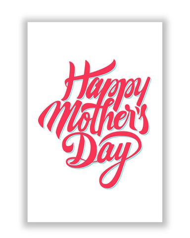 Buy Posters Online | Happy Mother's Day Poster | PosterGuy.in