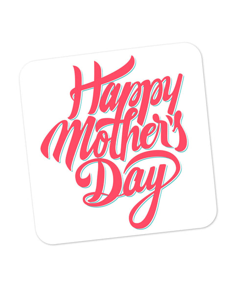 Happy Mother's Day Coaster Online India