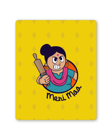 Mouse Pads | My Mom | Meri Maas Mousepad Online India | PosterGuy.in