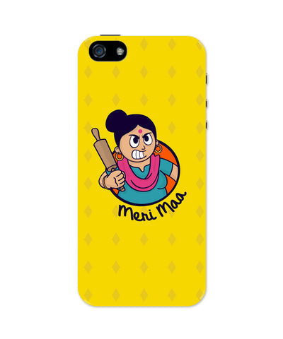 My Mom | Meri Maas iPhone 5 / 5S Case