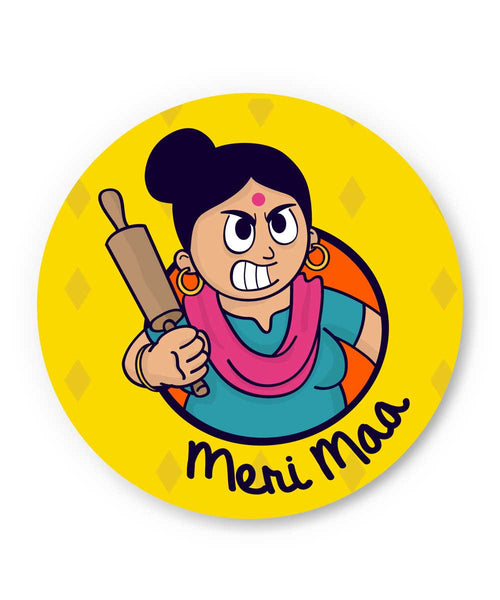 My Mom | Meri Maa Fridge Magnet Online India