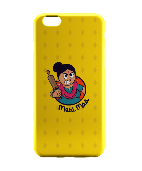 iPhone 6 Case & iPhone 6S Case | My Mom | Meri Maas iPhone 6 | iPhone 6S Case Online India | PosterGuy