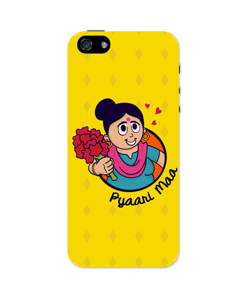 Love you Moms iPhone 5 / 5S Case