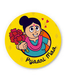 Love you Mom Fridge Magnet Online India
