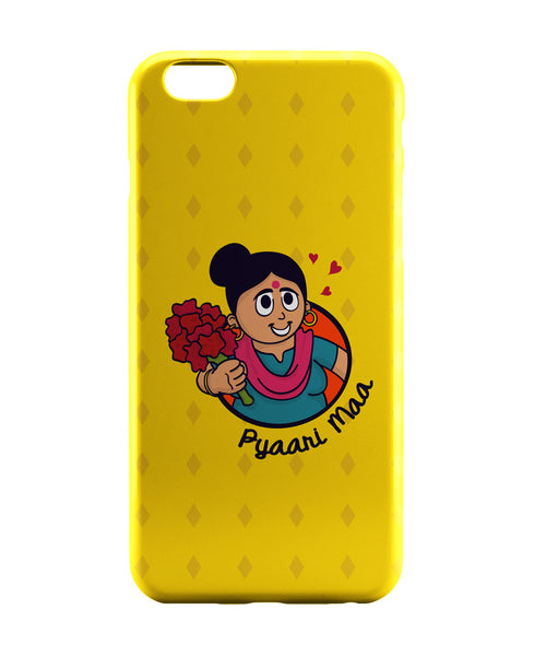 iPhone 6 Case & iPhone 6S Case | Pyaari Maa Love you Mom iPhone 6 | iPhone 6S Case Online India | PosterGuy