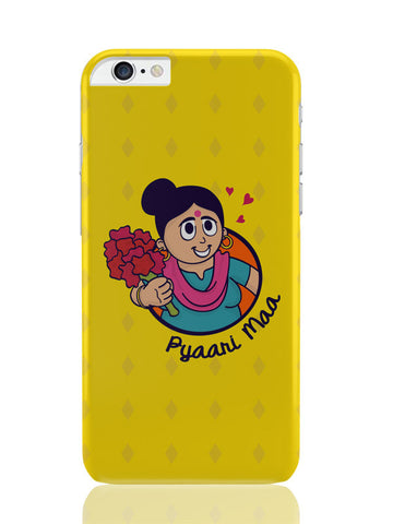 iPhone 6 Plus / 6S Plus Covers & Cases | Pyaari Maa Love You Mom iPhone 6 Plus / 6S Plus Covers and Cases Online India