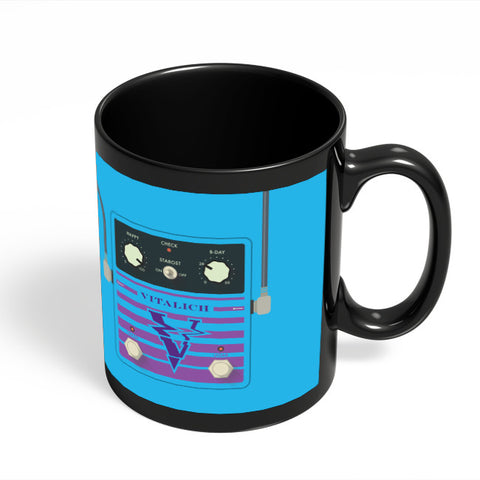 Coffee Mugs Online | Vitalich Guitar Effects Pedal Black Coffee Mug Online India