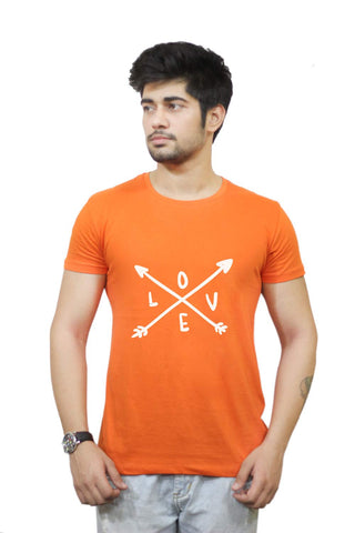 Buy Funny T-Shirts Online India | Love Arrows T-Shirt Funky, Cool, T-Shirts | PosterGuy.in