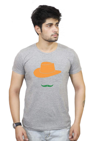 Buy Funny T-Shirts Online India | Lovers, Lunatics Poet India Bhagat Singh T-Shirt Funky, Cool, T-Shirts | PosterGuy.in