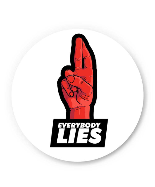 Everybody Lies House MD Inspired Fridge Magnet Online India