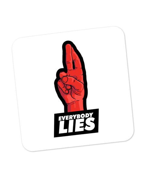 Everybody Lies House MD Inspired Coaster Online India