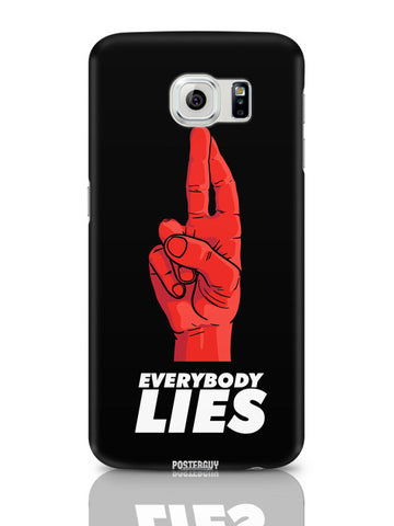 Samsung Galaxy S6 Covers & Cases | Everybody Lies House Md Inspired Samsung Galaxy S6 Covers & Cases Online India