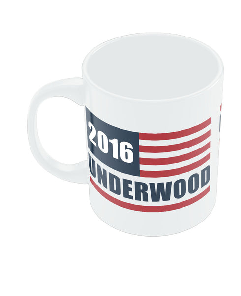 Frank Underwood for President 2016 House Of Cards Coffee Mug Online India