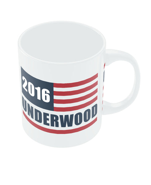 Coffee Mugs Frank Underwood For President 2016 House Of