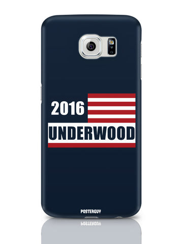 Samsung Galaxy S6 Covers & Cases | Frank Underwood For President 2016 House Of Cards Samsung Galaxy S6 Covers & Cases Online India