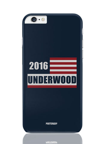iPhone 6 Plus / 6S Plus Covers & Cases | Frank Underwood For President 2016 House Of Cards iPhone 6 Plus / 6S Plus Covers and Cases Online India