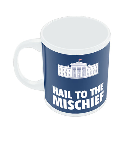 White House Frank Underwood House Of Cards Coffee Mug Online India
