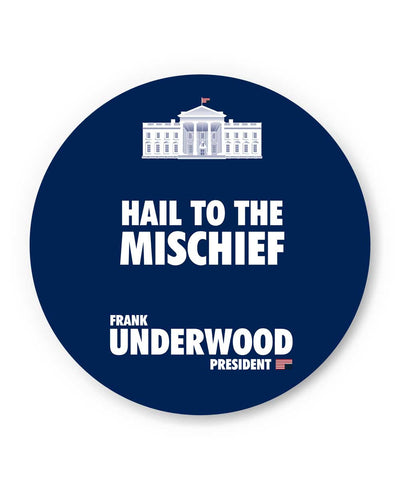 White House Frank Underwood House Of Cards Fridge Magnet Online India