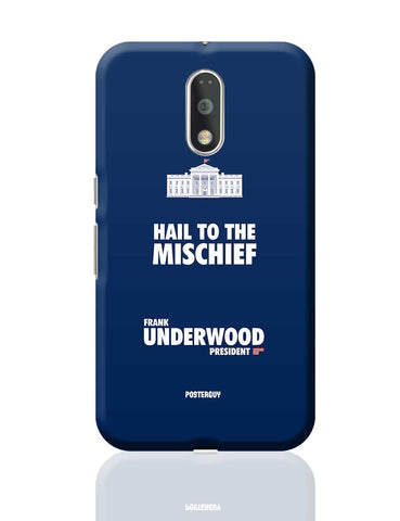 White House Frank Underwood House Of Cards Moto G4 Plus Online India