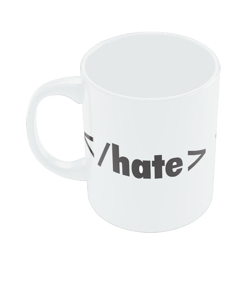HTML Hate Code Coffee Mug Online India