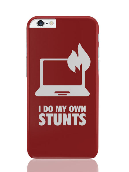 iPhone 6 Plus / 6S Plus Covers & Cases | I Do My Own Stunts Laptop iPhone 6 Plus / 6S Plus Covers and Cases Online India