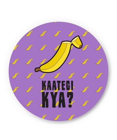 Kategi Kya Quirky Violet Pattern Fridge Magnet Online India | PosterGuy.in