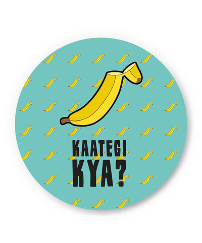 Kategi Kya Quirky Blue Pattern Fridge Magnet Online India | PosterGuy.in
