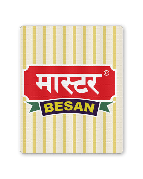 Mouse Pads | Master Besen Quirky Funny Mouse Pad Online India | PosterGuy.in