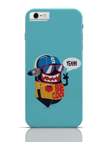 iPhone 6 Covers & Cases | Pop Be Cool Art Illustration iPhone 6 Case Online India