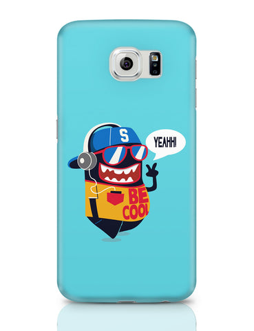 Samsung Galaxy S6 Covers | Pop Be Cool Art Illustration Samsung Galaxy S6 Covers Online India