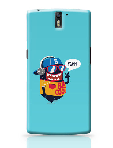 OnePlus One Covers | Pop Be Cool Art Illustration OnePlus One Covers Online India