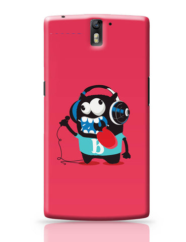 OnePlus One Covers | Pop Art Crazy Singer Monster OnePlus One Covers Online India