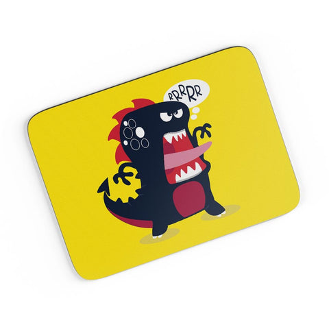 Pop Art Dinosaur Illustration  A4 Mousepad Online India