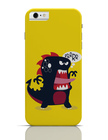 iPhone 6 Covers & Cases | Pop Art Dinosaur Illustration iPhone 6 Case Online India