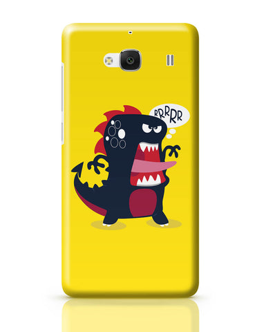 Xiaomi Redmi 2 / Redmi 2 Prime Cover| Pop Art Dinosaur Illustration Redmi 2 / Redmi 2 Prime Online India