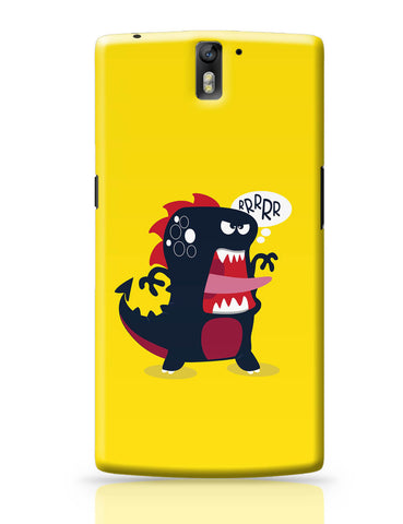 OnePlus One Covers | Pop Art Dinosaur Illustration OnePlus One Covers Online India