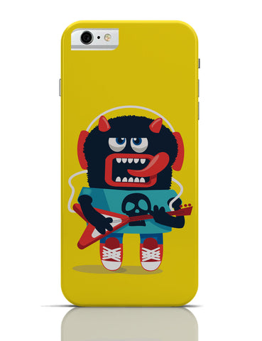 iPhone 6 Covers & Cases | Pop Art Monster Guitar iPhone 6 Case Online India