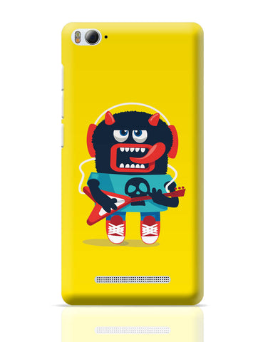Xiaomi Mi 4i Covers | Pop Art Monster Guitar Xiaomi Mi 4i Cover Online India