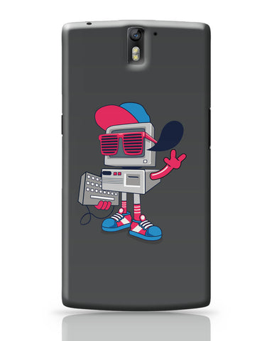 OnePlus One Covers | Pop Art Old School Computer OnePlus One Covers Online India