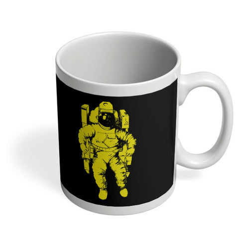 Coffee Mugs Online | Astronaut Against The Sun Mug Online India