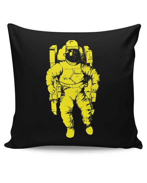 PosterGuy | Astronaut Against The Sun Cushion Cover Online India