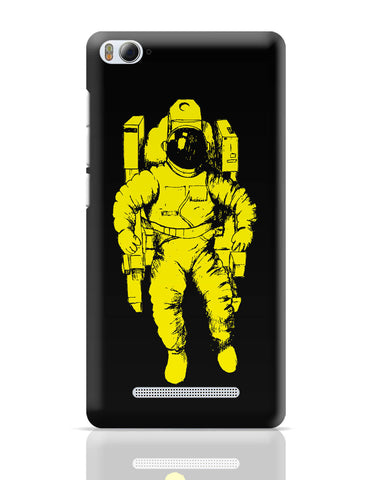 Xiaomi Mi 4i Covers | Astronaut Against The Sun Xiaomi Mi 4i Cover Online India